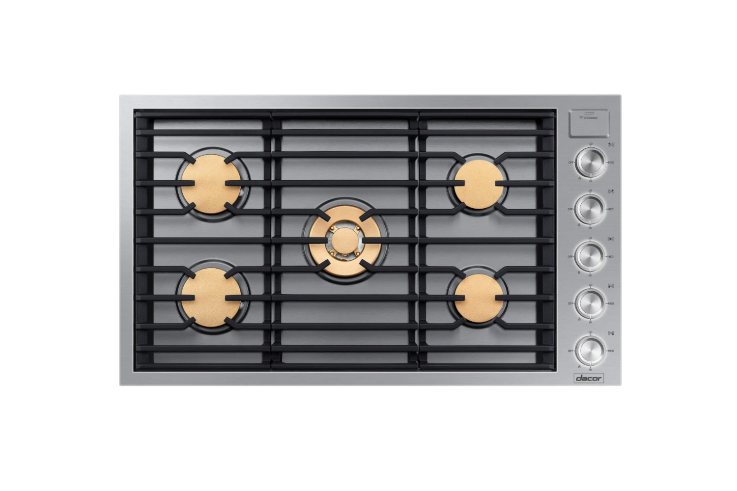 the dacor contemporary 36 inch natural gas cooktop (dtg36m955fs) is \$\2,\299 a 10