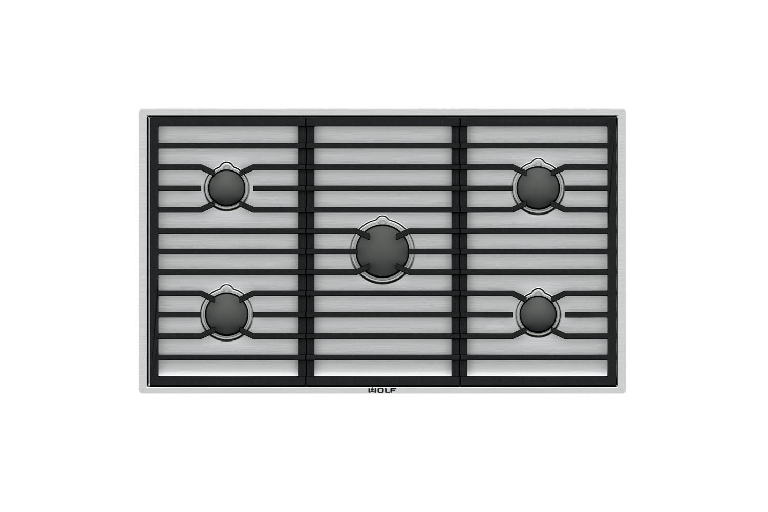 the wolf 36 inch contemporary gas cooktop typically retails for \$\2,750. find  17