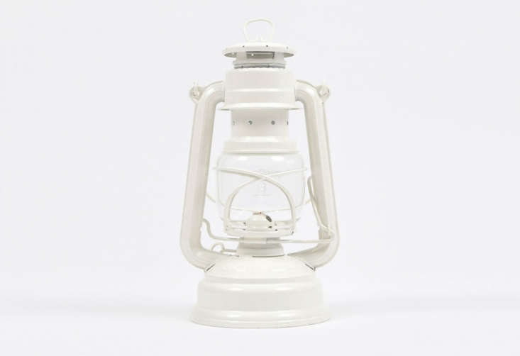 Above: German company Feuerbrand have been manufacturing the 6 Storm Lantern since 0