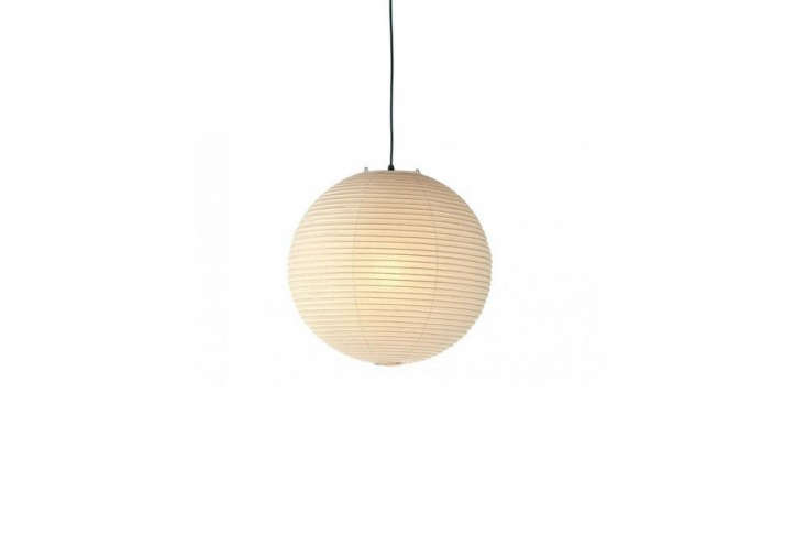 The Globe Akari Lantern is available in five sizes ranging from loading=