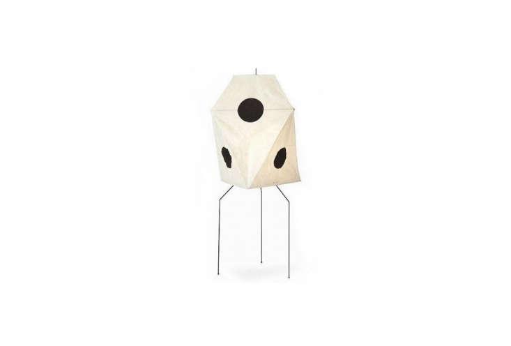 The Akari Floor Lamp UF3-Q measures 57 by