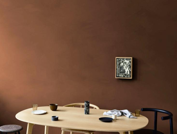 limewash paint company bauwerk colour offers rich tones such as this, tobacco,  15