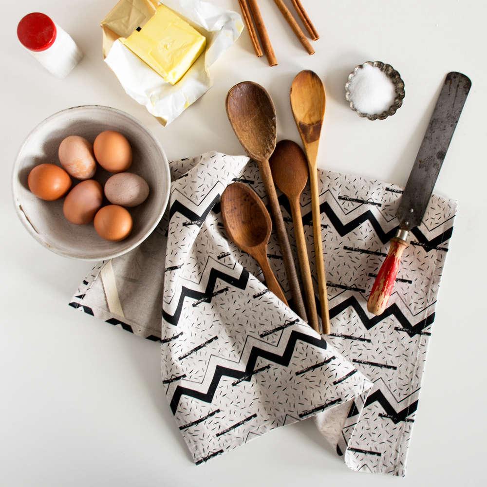 amelie mancini mountains tea towel remodelista 10