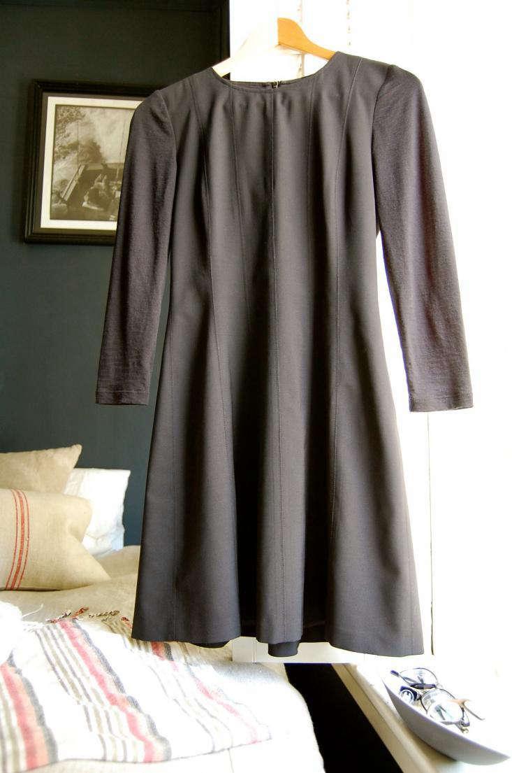 Black Theory Dress Meredith Swinehart