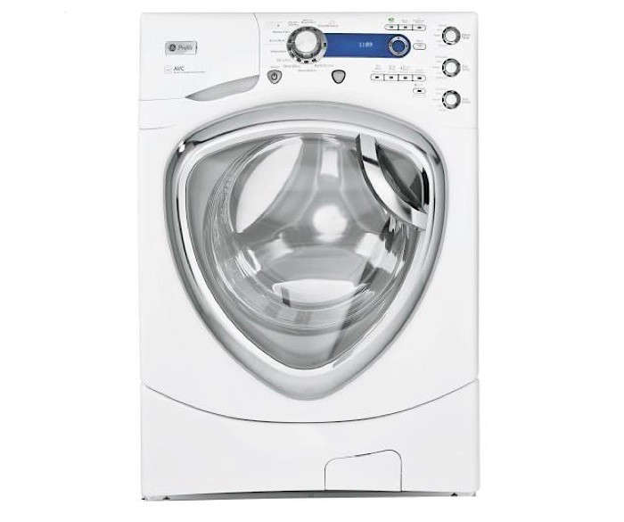 GE Profile Front Loading Washer