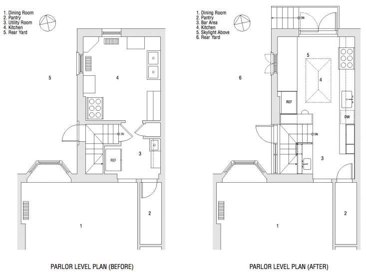 The Architect Is In A Brooklyn Brownstone Transformed with Respect portrait 18