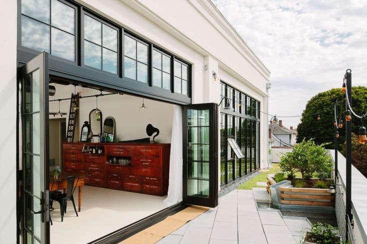 Indsutrial loft portland terrace Remodelista