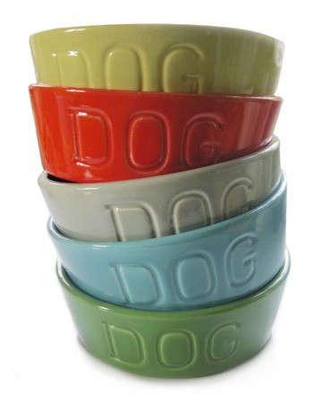 ancient industries bauer dog bowls Remodelista