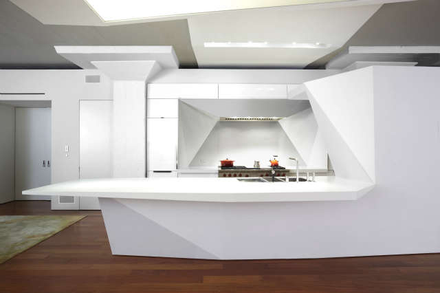 Fractal Pad: kitchen