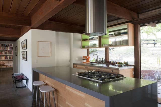 Mount Washington Residence Photo: Stuart Gow