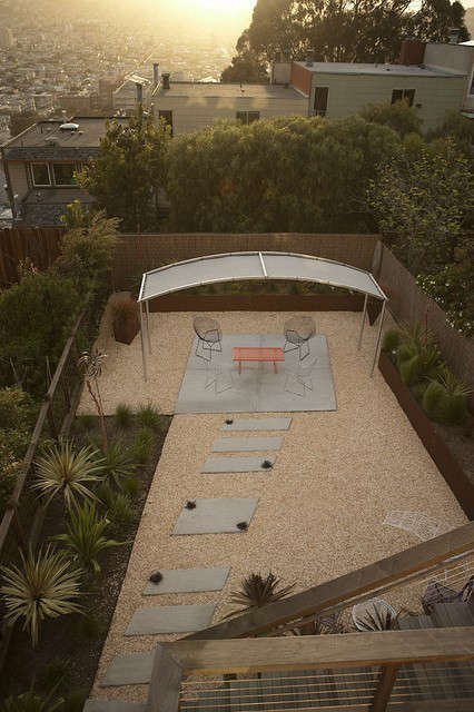 angle of repose: this garden was an amazing collaboration between the client an 9
