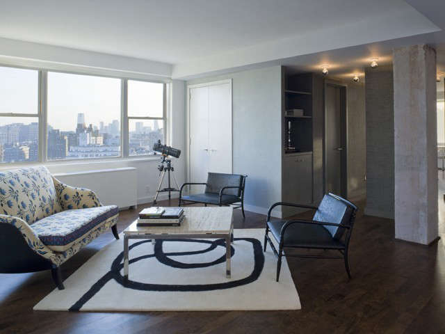 a view from the top greets the tepperberg living room: click here for more info 73