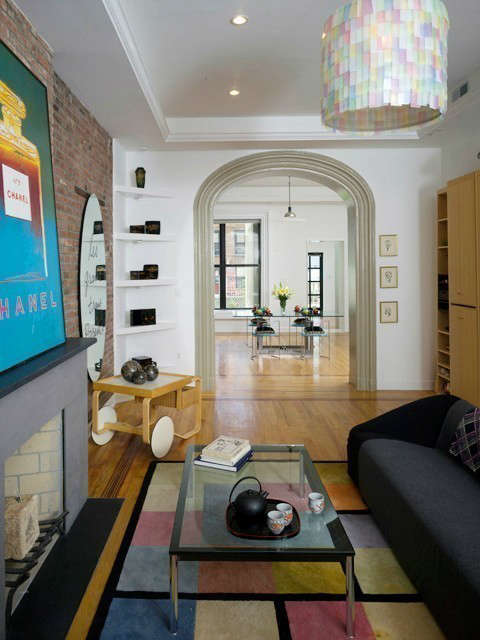 harlem townhouse living room &#8\2\1\1; click here for more information on  48