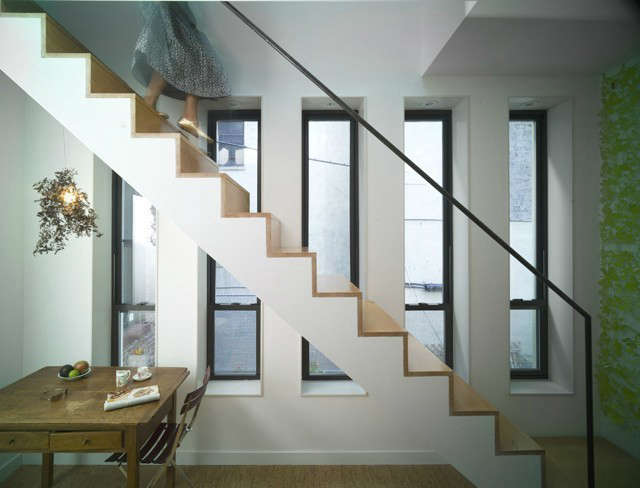 harlem townhouse stair &#8\2\1\1; click here for more information on this p 61
