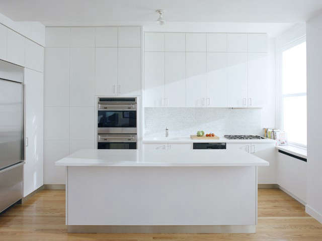 a modern kitchen for the food lovers at \26\1 broadway: click here for full pro 65