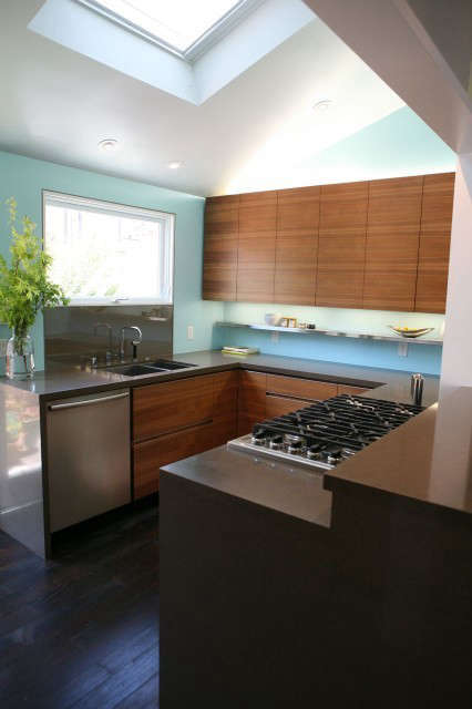 Noe Street Kitchen: A San Francisco victorian&#8