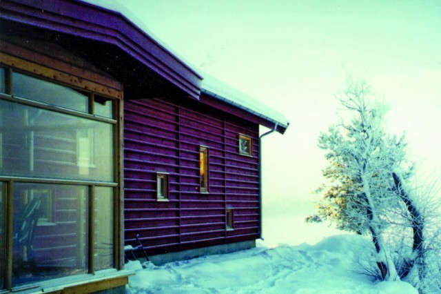 bryggerhuset artist studio: this artist studio is located on a farm outside of  11