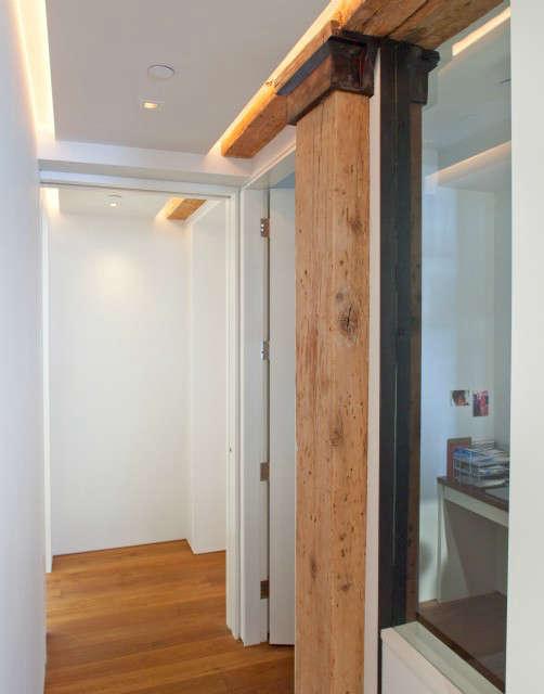 tribeca loft, nyc &#8\2\1\1; pocket home office. 119