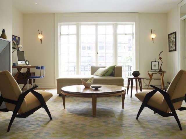 sutton place living room, new york city photo: eric laignel 11