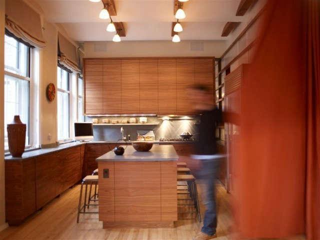 tribeca loft, new york city photo: eric laignel 10