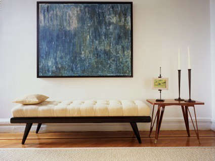 Central Park West Living Room, New York, City Photo: Frank Veteran