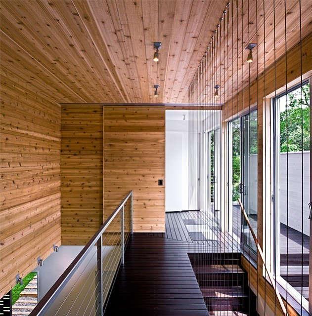Noyack Creek: Interior Photo: Bates Masi Architects