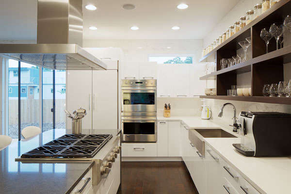 Colorado Modern House Kitchen &#8class=