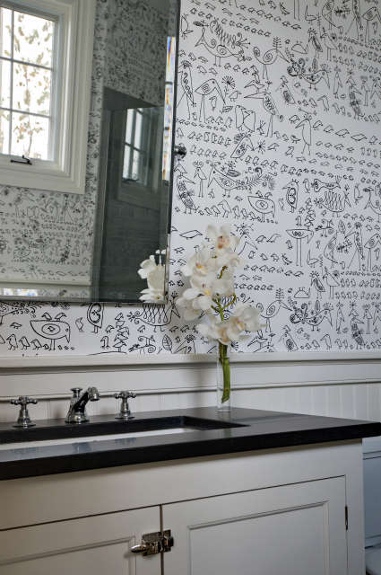 Bridgehampton Bathroom &#8class=