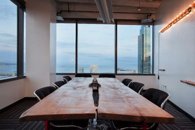 Geremia Design Path Conference Room &#8\2\1\1; A Geremia Design commercial project. Please visit our website for more information.