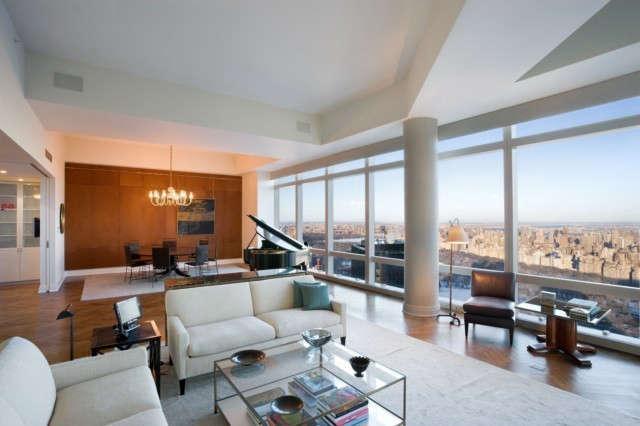 Manhattan Residence: 93° Chair, rearT-Back Sofa90° Coffee TableSlipper Chair, right Photo: Ruggero Vanni