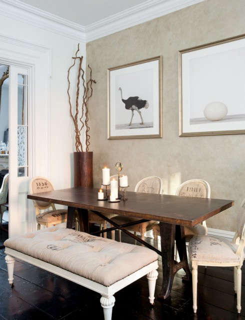 Fort Greene Place Dining Room