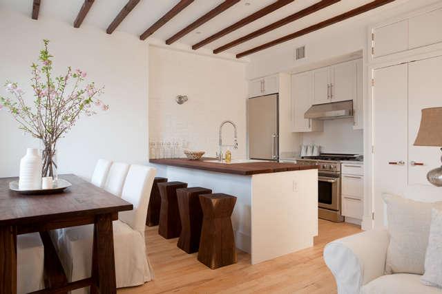 th St Duplex Kitchen