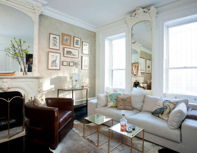 Fort Greene Place Living Room &#8class=