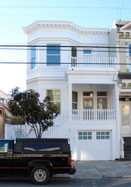 San Francisco Facade Restoration &#8class=