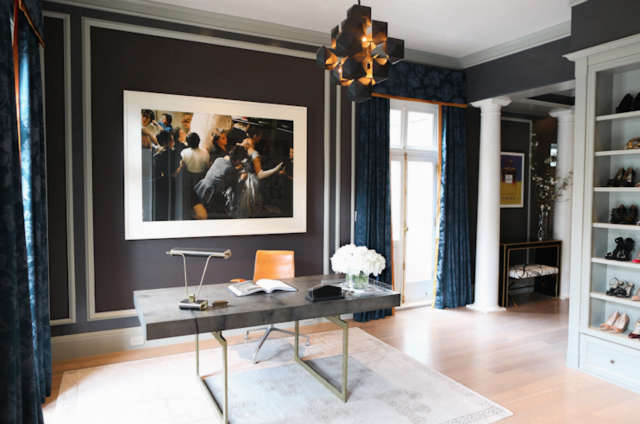 pacific heights sitting room photo: bess friday photography 15
