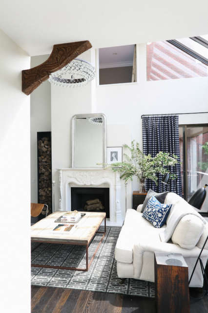 jackson square townhome photo: bess friday photography 10