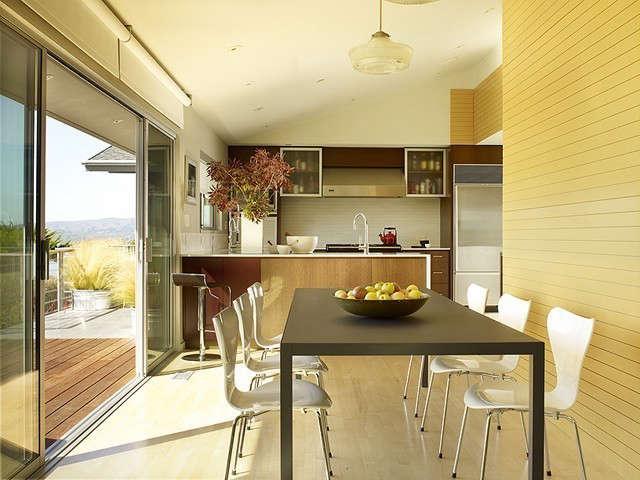 tiburon residence: nestled upon a hillside with striking views of san francisco 12
