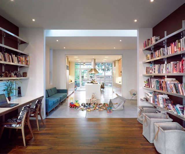 activist house: located in the mission district of san francisco, this 4,565 sf 14