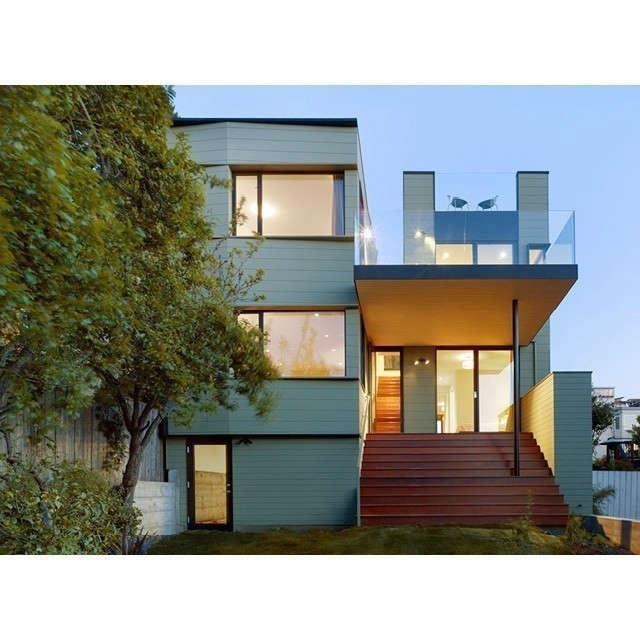 Schwartz and Architecture Nineteenth Street Residence: Photo: Matthew Millman