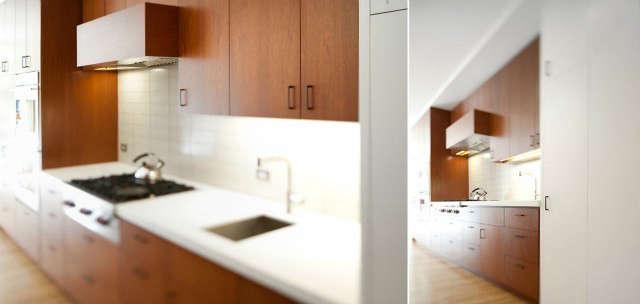 Schwartz and Architecture Presidio Residence