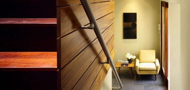 Schwartz and Architecture Rhode Island Street Residence
