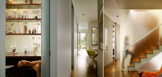 Schwartz and Architecture Caselli Avenue Residence
