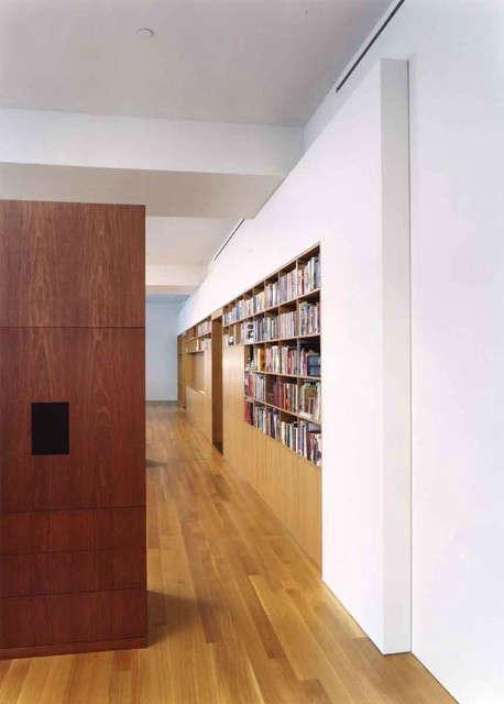 hallway/library &#8\2\1\1; 644 broadway loft, new york, new york 17