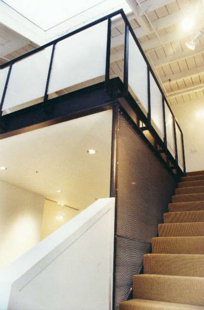 Loft Conversion, office stair