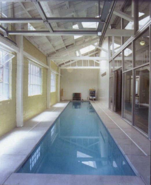 Emeryville Loft with lap pool