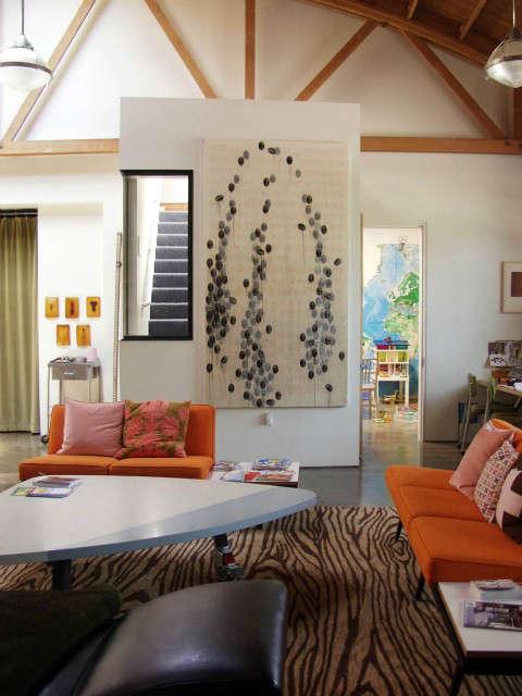 Loft Conversion, living room