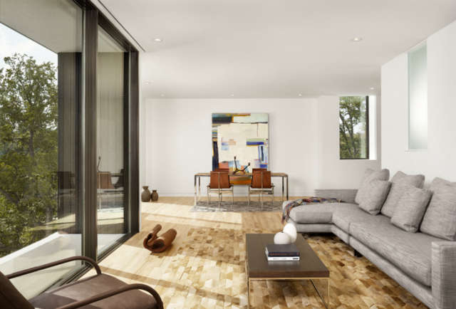 Alterstudio Architecture Parkside Residence Photo: Casey Dunn