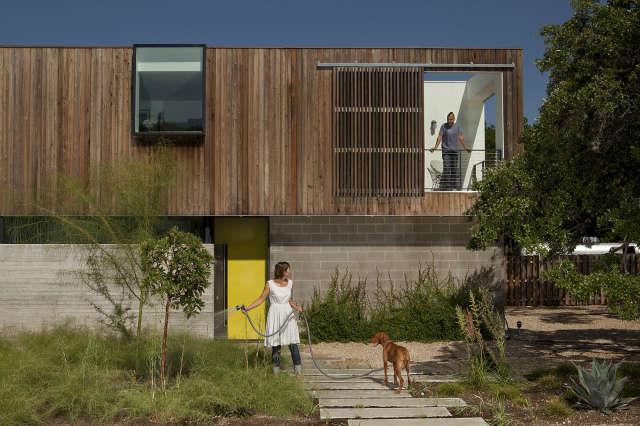 Alterstudio Architecture Bouldin Residence Photo: Brent Humphreys
