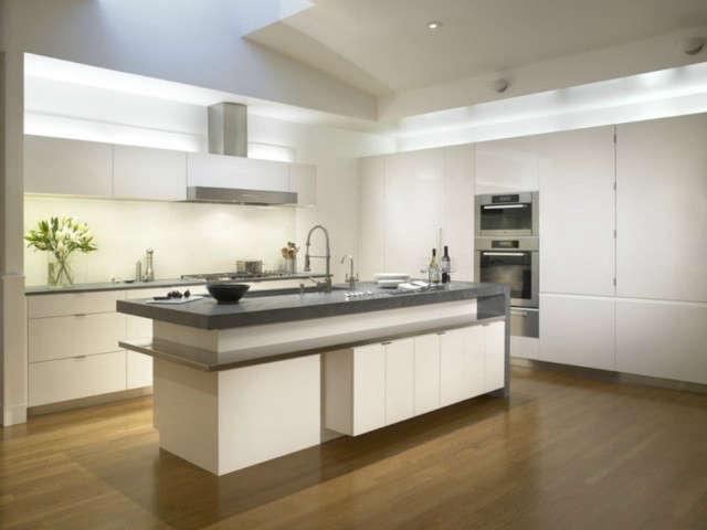 Kitchen at De Haro Street Photo: John Sutton Photography