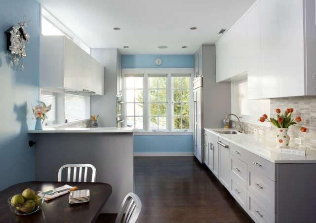 San Francisco Kitchen Remodel Photo: Paul Dyer